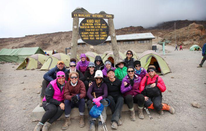 Mt Kilimanjaro advocacy climb