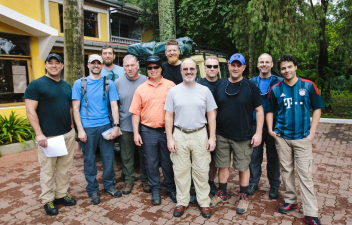 Men's Kilimanjaro Trip